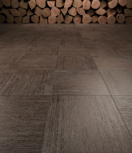 Pin carrelage imitation parquet bois smokewood pepper on for Carrelage ceramique