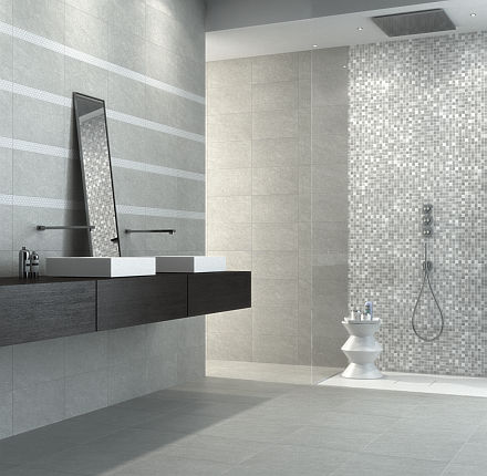 Nouveaut 2011 madras for Carreau salle de bain gris