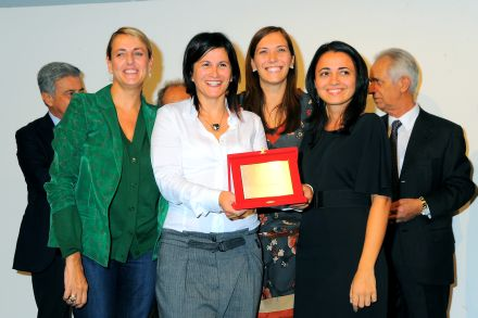 Novoceram prim aux cersaie awards 2011 avec the passion project - Carrelage patricia urquiola ...
