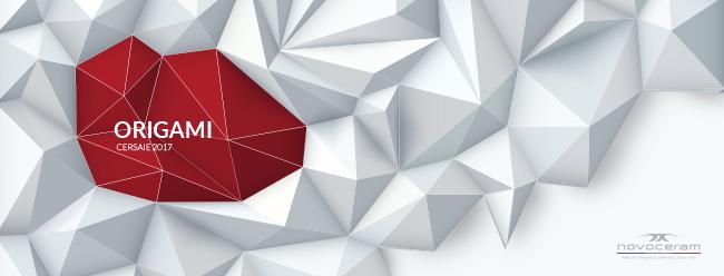 Origami - Cersaie 2018 - Novoceram