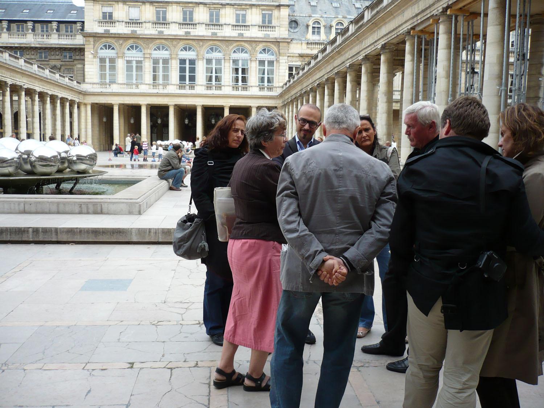 Les DecouVertes de Paris
