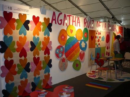 Agatha Ruiz De La Prada - Maison et Objet 2009