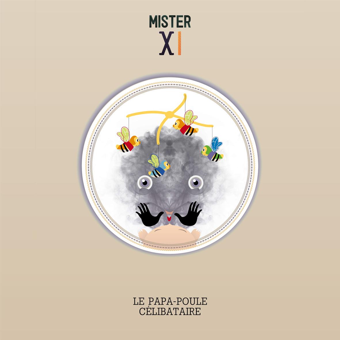 Mister X I