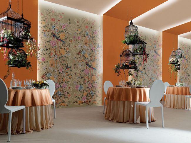Florilege salle de restaurant