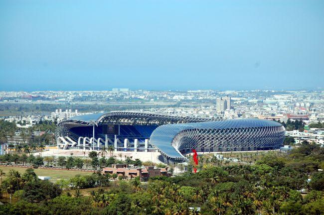 Kaohsiung Main Stadium Toyo Ito