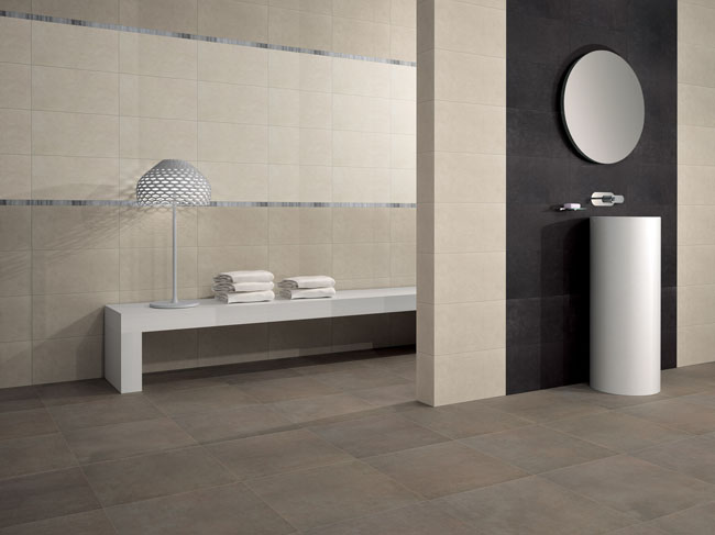 Carrelage salle de bain Talm