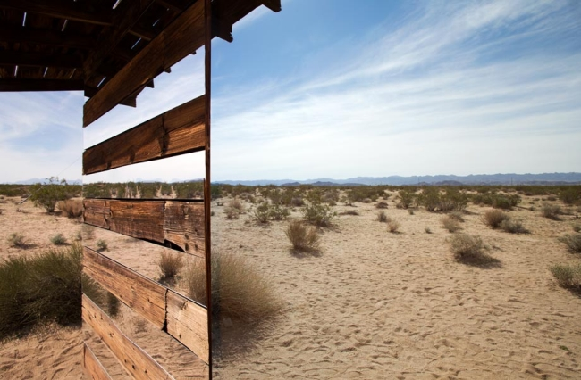 Lucid Stead cabane miroirs