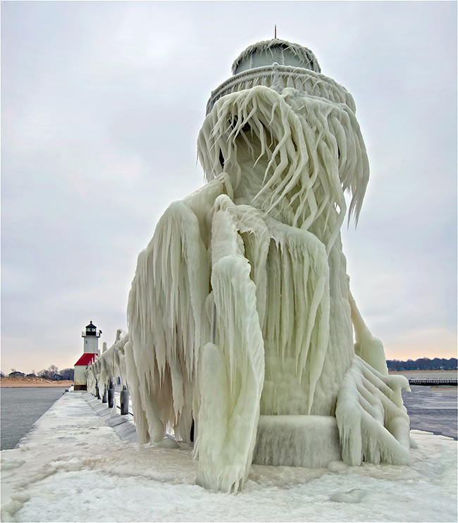 phare st joseph lac michigan