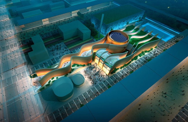 les emirats arabes unis expo2015