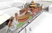 Pavillon Nepal