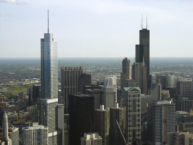 les plus hauts building du monde
