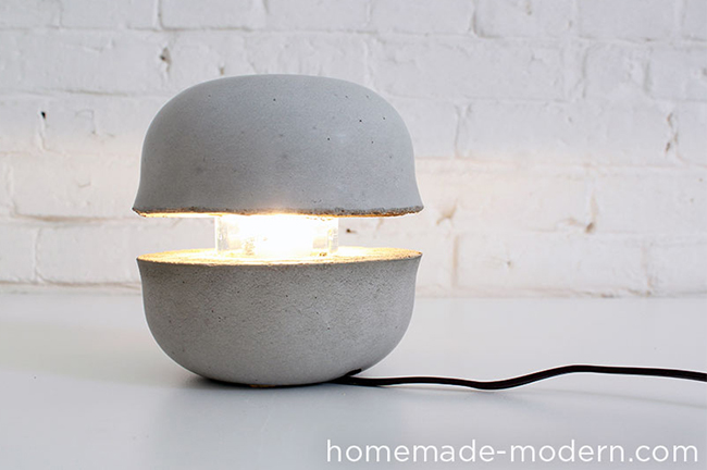 Lampe diy ben uyeda