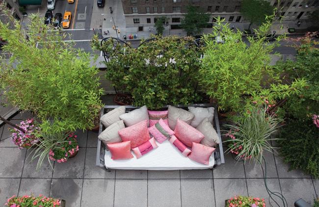 Aménagement espace extérieur : des idées pour vos terrasses