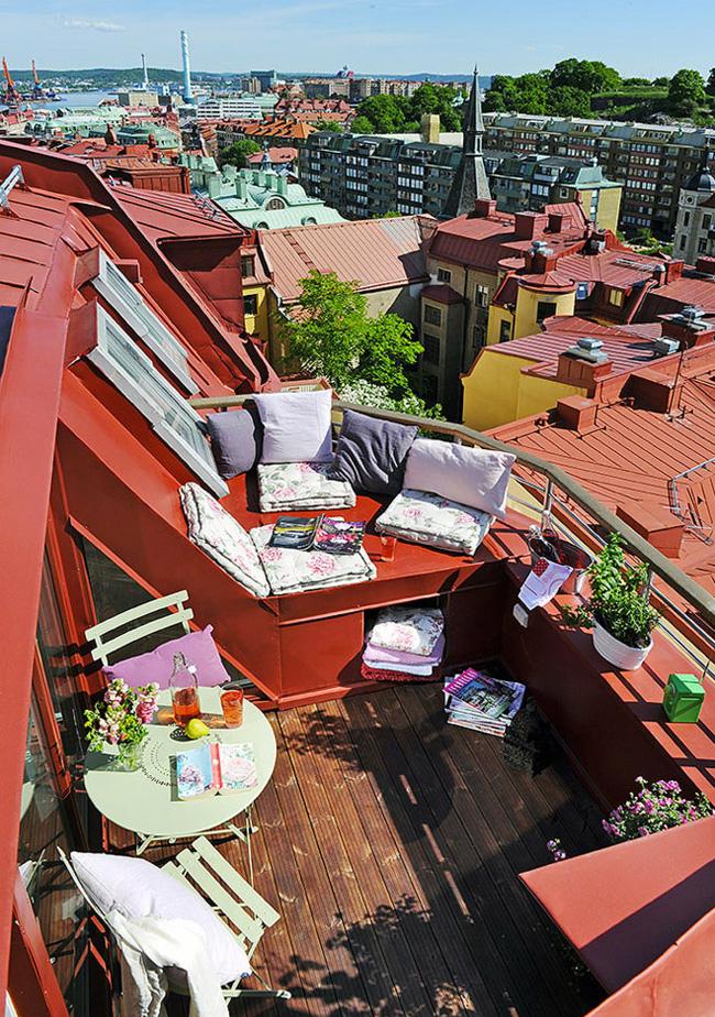 Aménagement Balcon Terrasse