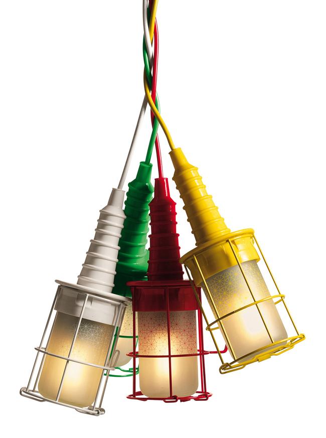 Lampe Baladeuse seletti ubiqua
