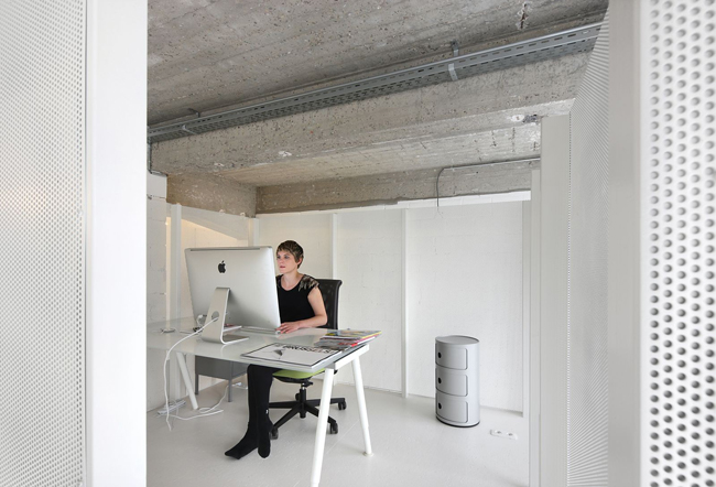 5 Lofts minimalistes ADN Architect
