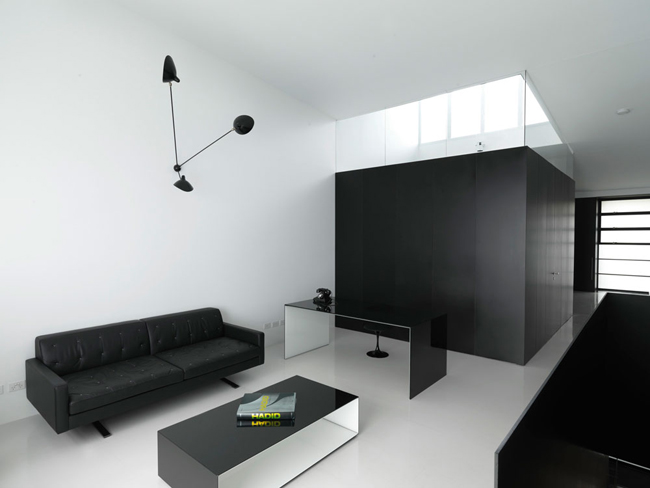 5 lofts minimalistes Strelein Wharehouse