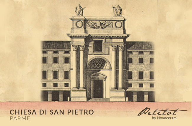 Eglise San Pietro - Petitot