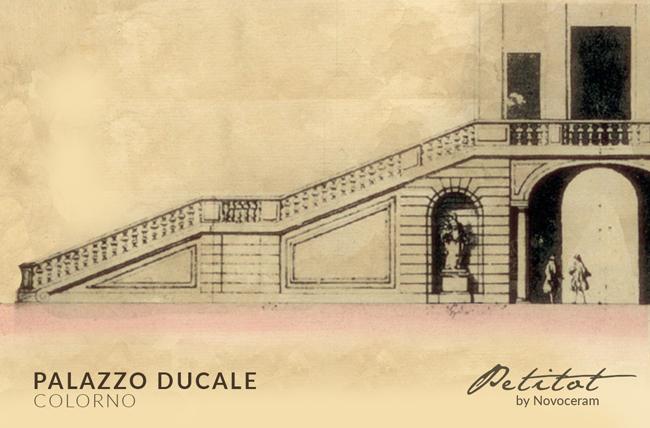 Palazzo ducale di colorno - Petitot