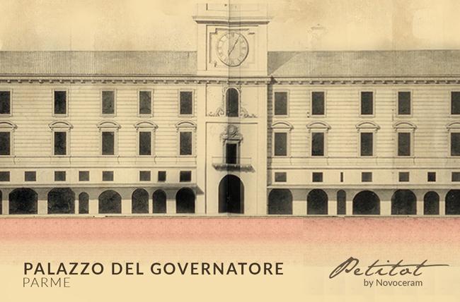 Palazzo del governatore - Petitot