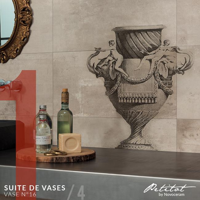 Suite de Vases - Petitot