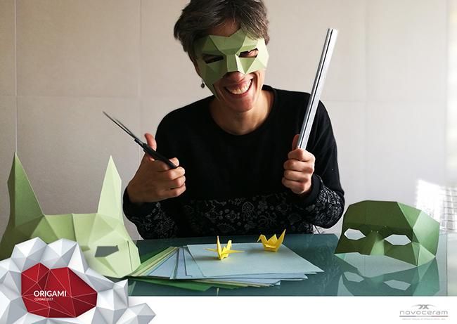 Origami Cersaie 2017
