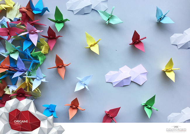 Attention Alerte : Grues Origami en liberté