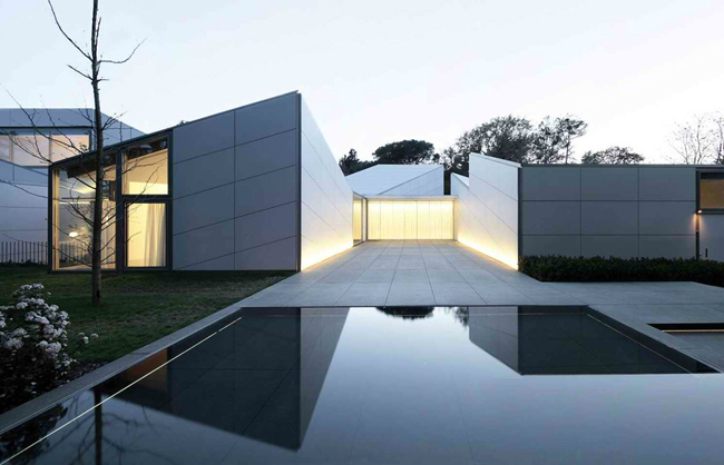 Architecture Origami AA House 2