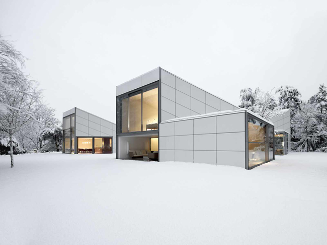 Architecture Origami AA House