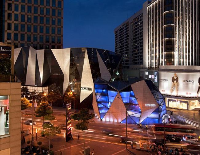 Architecture Origami - Starhill Galllery - Spark
