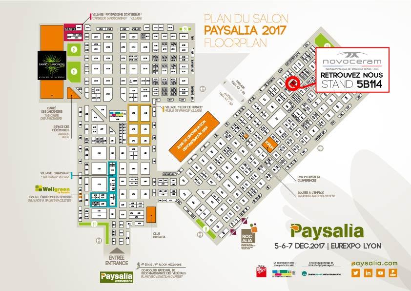 plan Paysalia