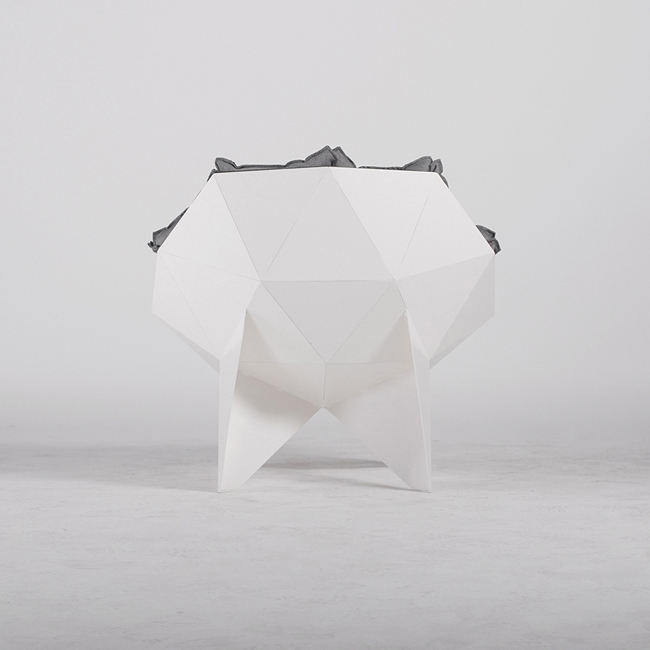 Origami Decoration Fauteuil Q1