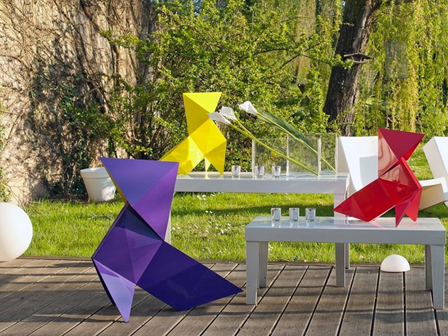 Origami objet architecture