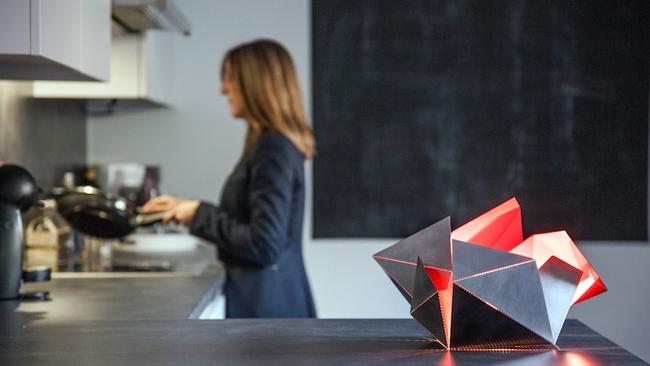 Origami Decoration Folding lamp