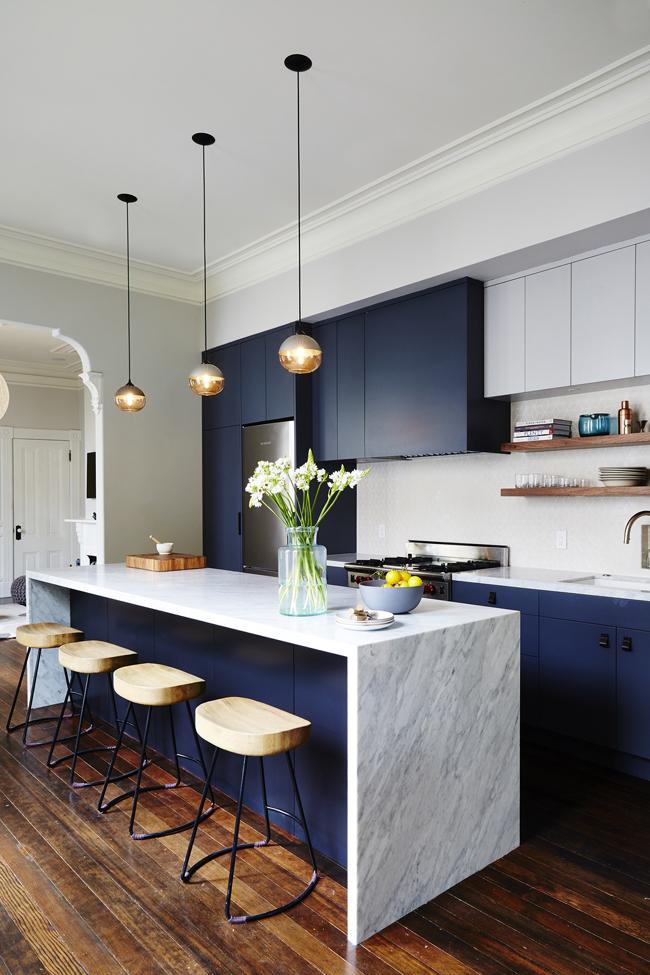 Déco bleue : une vague de bleu déferle dans votre maison