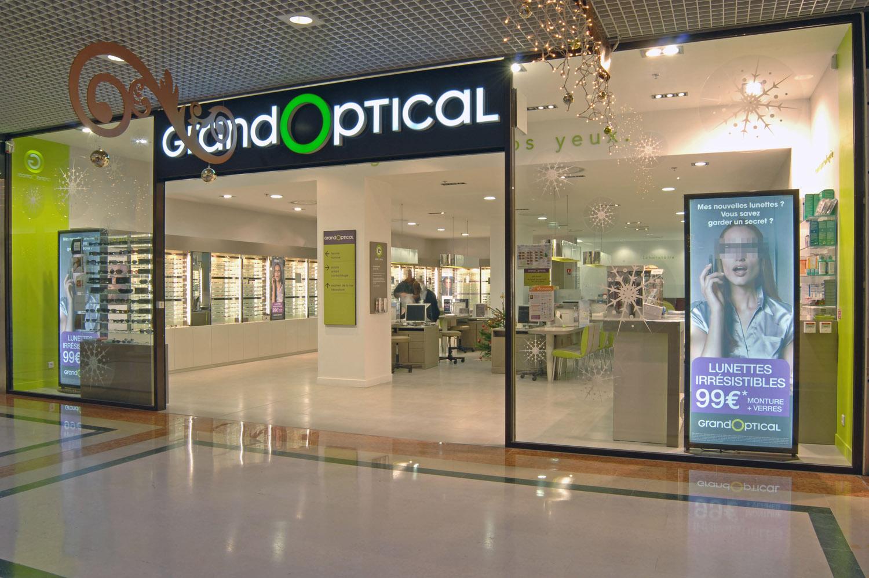Carrelage pour Boutique Grand Optical 9f29314dd904