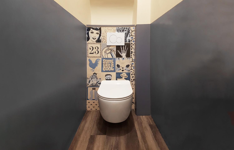 Carrelage WC et Toilette | Carreaux pour WC | Novoceram