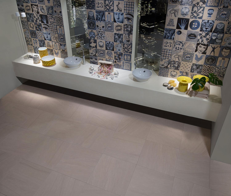Carrelage Mur pour Toilette| Carrelage Mural Novoceram pour WC