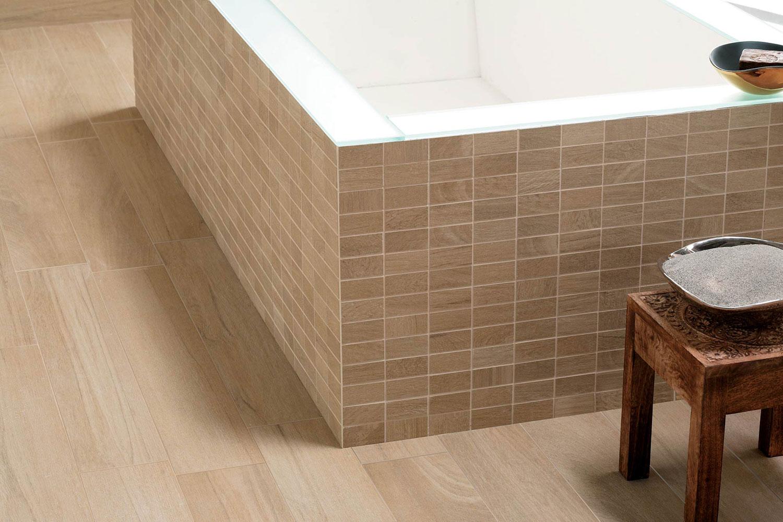 Carrelage Beige pour Salle de bains | Carreaux SDB de couleur Beige
