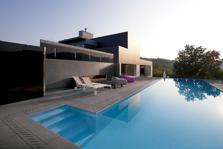 Dalle De Protection Piscine carrelage extérieur pour piscine | dalle piscine 20mm