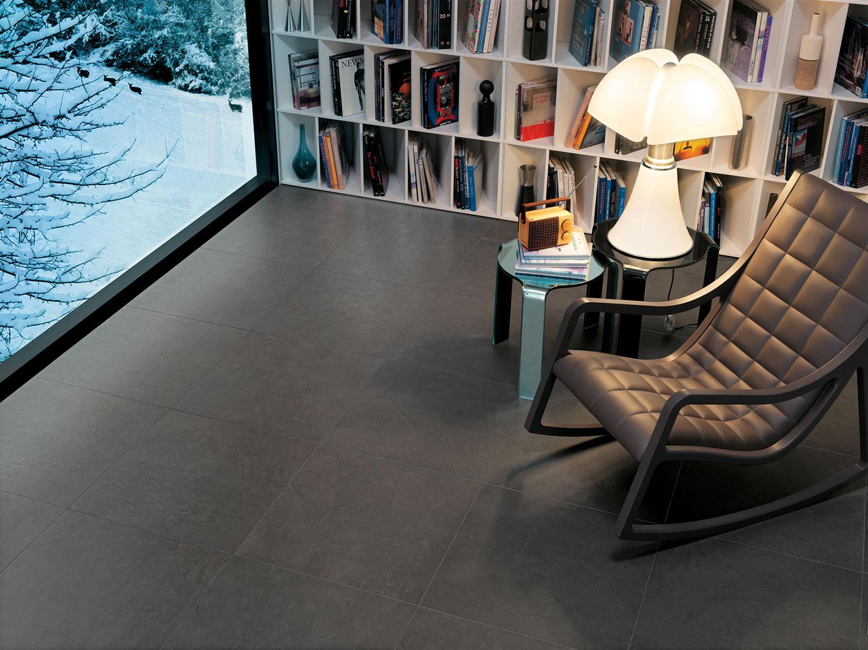 carrelage gris fonc imitation b ton carreaux gris fonc s effet b ton. Black Bedroom Furniture Sets. Home Design Ideas