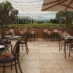 Tiber Light 60x60 Outdoor Plus - Restaurant