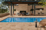 Tiber Natural composition modulaire Outdoor Plus & Tiber Light 30x60