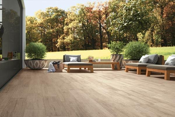 carrelage bois sol extérieur