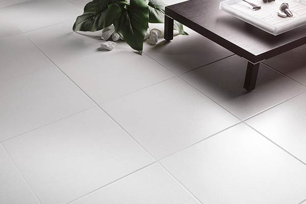 carreaux blanc sol