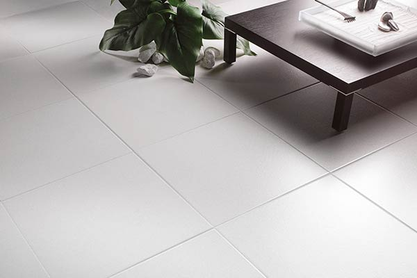 carrelage blanc design