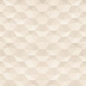 Hexagone Ecru